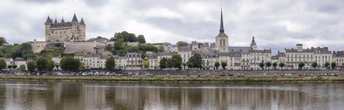SAUMUR Chateau bandeau